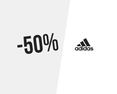 50% → Codice sconto adidas a Marzo 2020