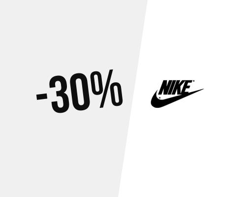 30% → Codice sconto Nike a Aprile 2020